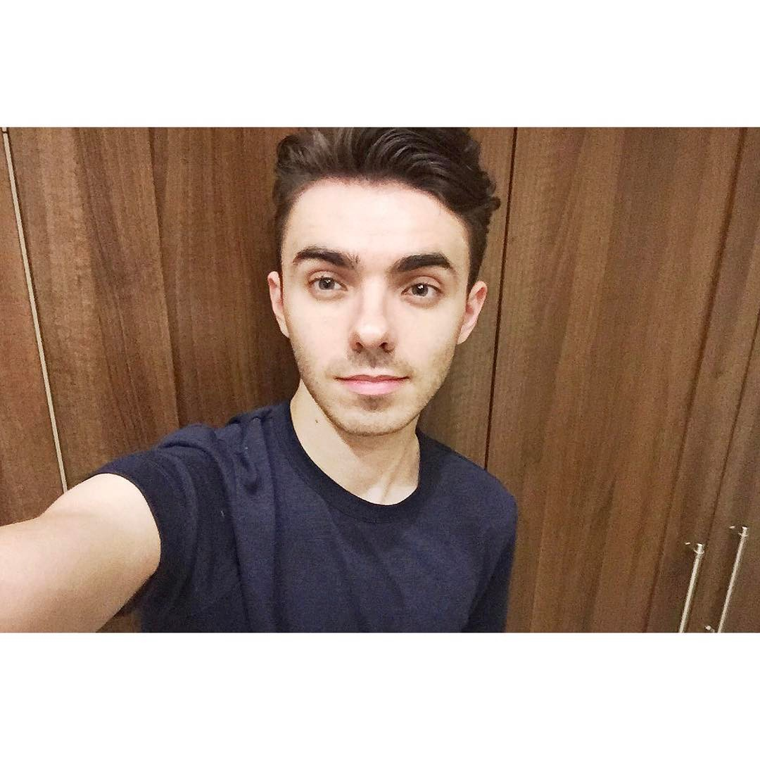 Nathan Sykes Instagram username