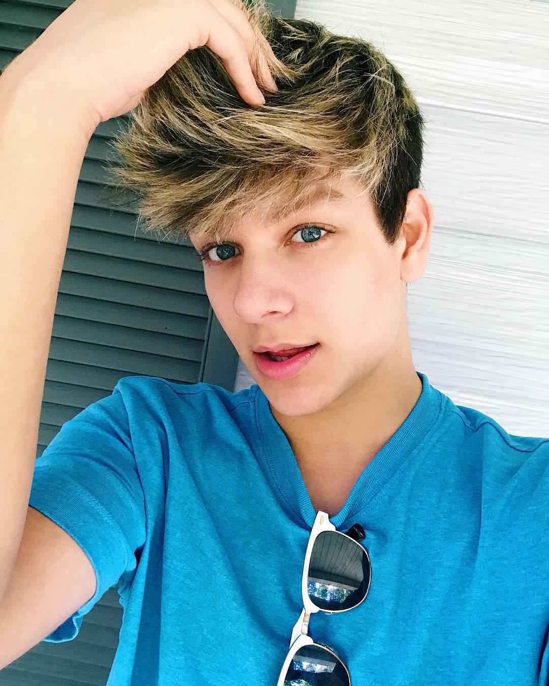 Nathan Triska Instagram username