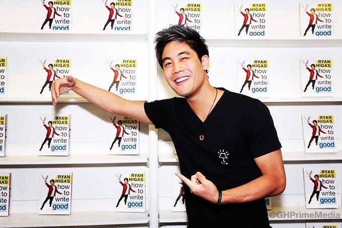 Ryan Higa Instagram username
