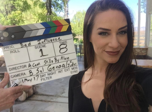 Cassidy Klein Instagram username