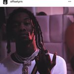 Offset Instagram username