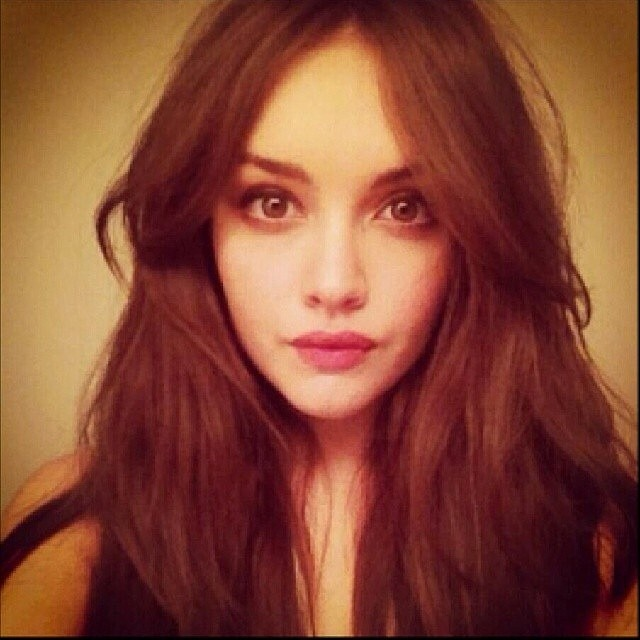 Olivia Cooke Instagram username