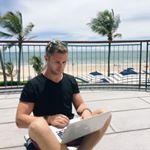 Johnny Ward Instagram username