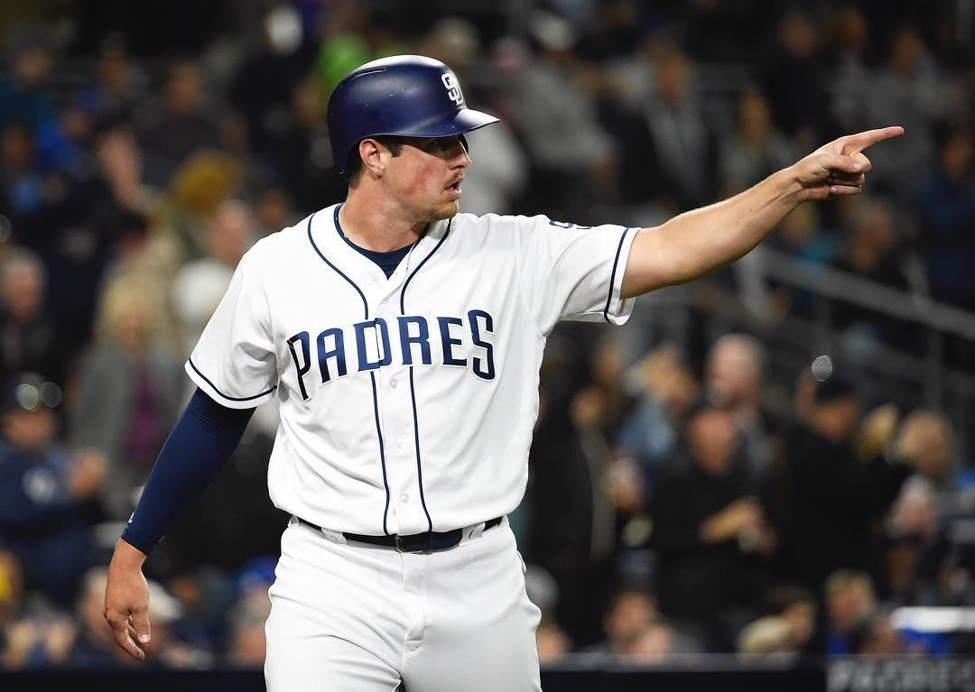 San Diego Padres Instagram username