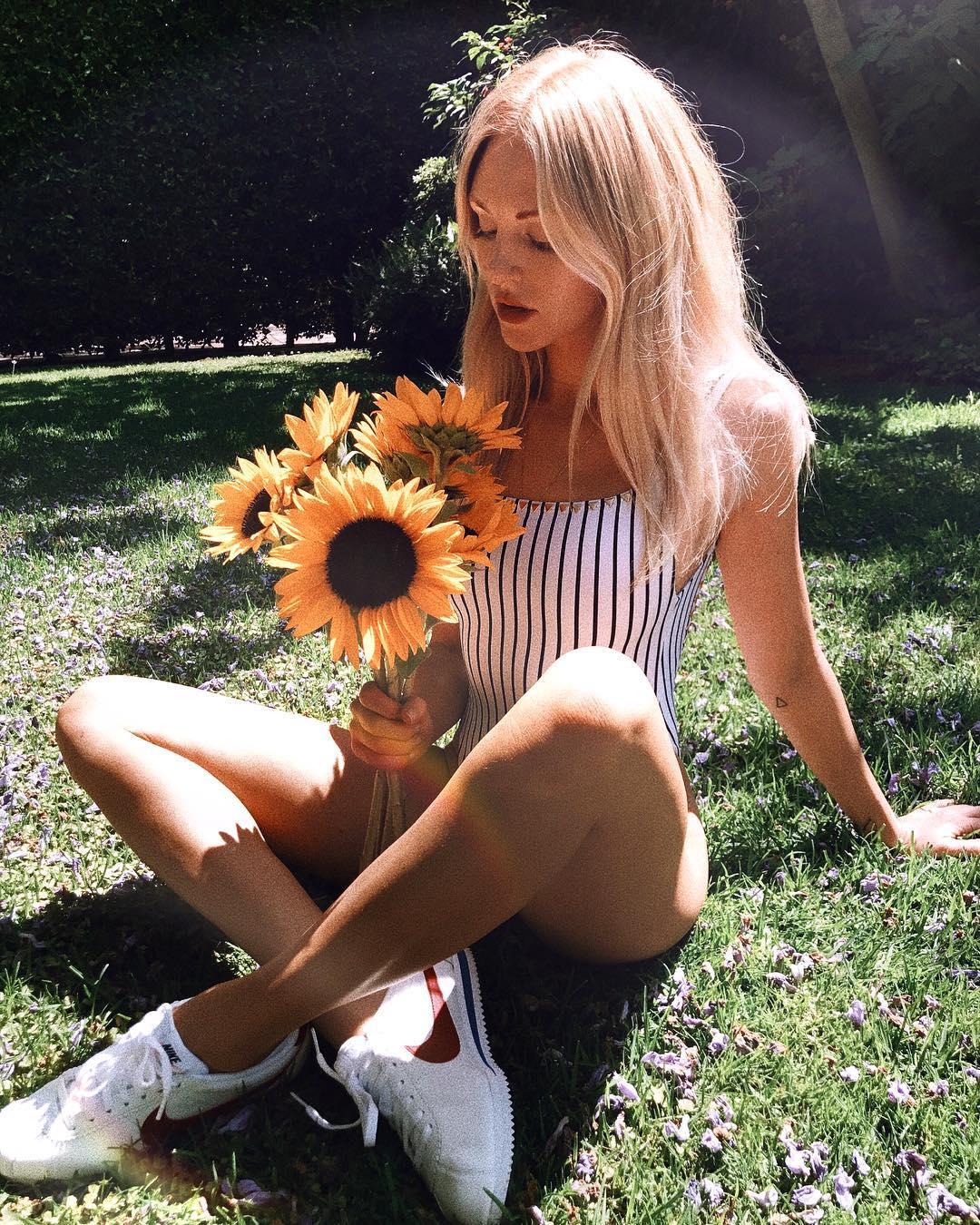 Shea Marie Instagram username