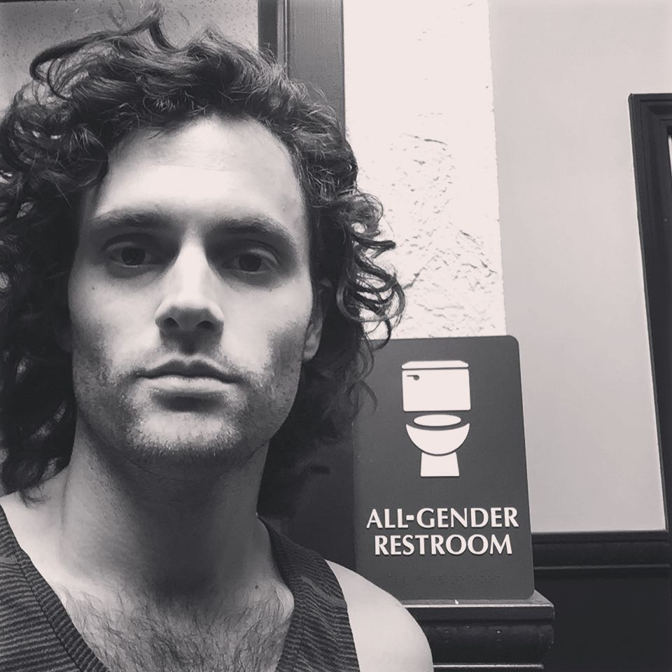 Penn Badgley Instagram username