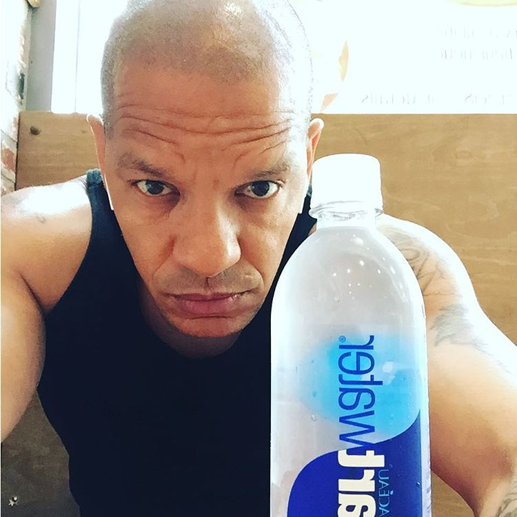 Peter Gunz Instagram username