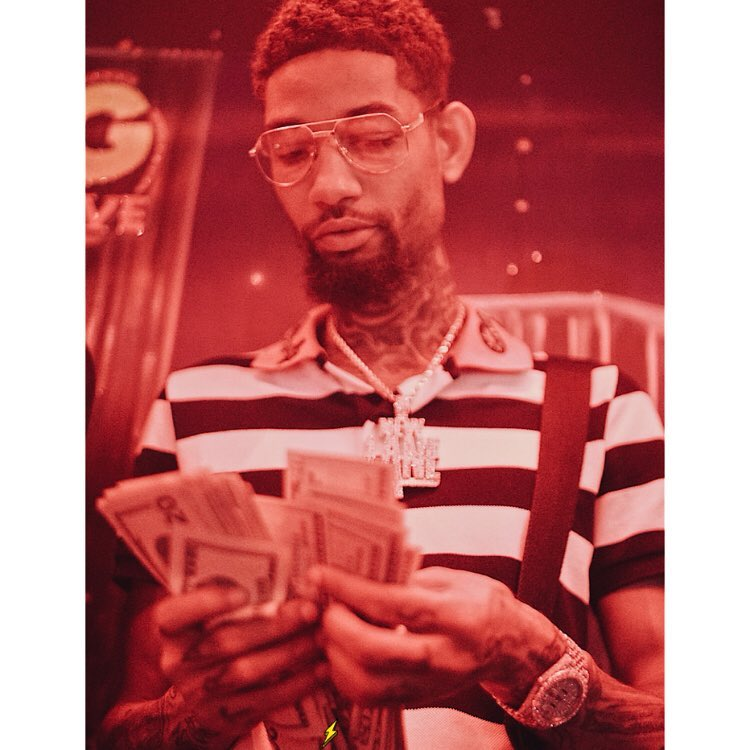 PnB Rock Instagram username