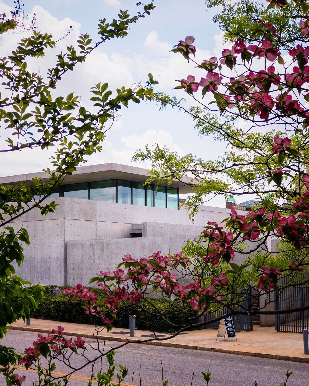 Pulitzer Arts Foundation Instagram username