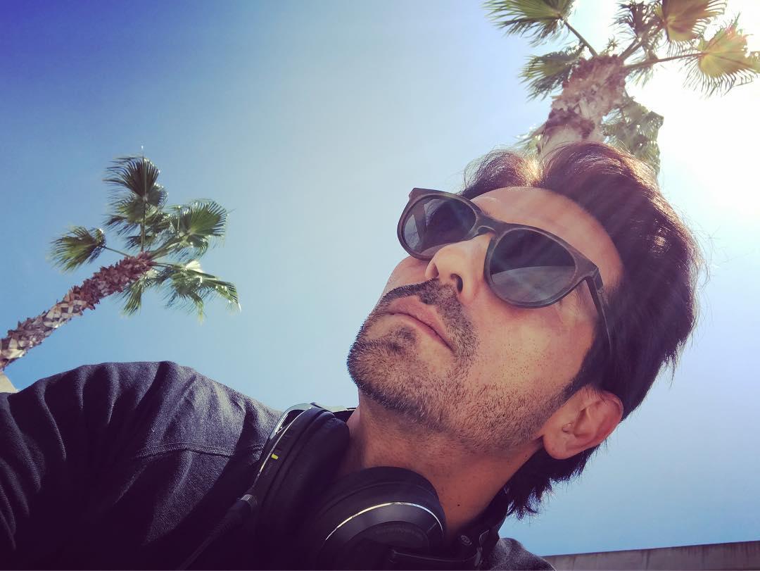 Arjun Rampal Instagram username