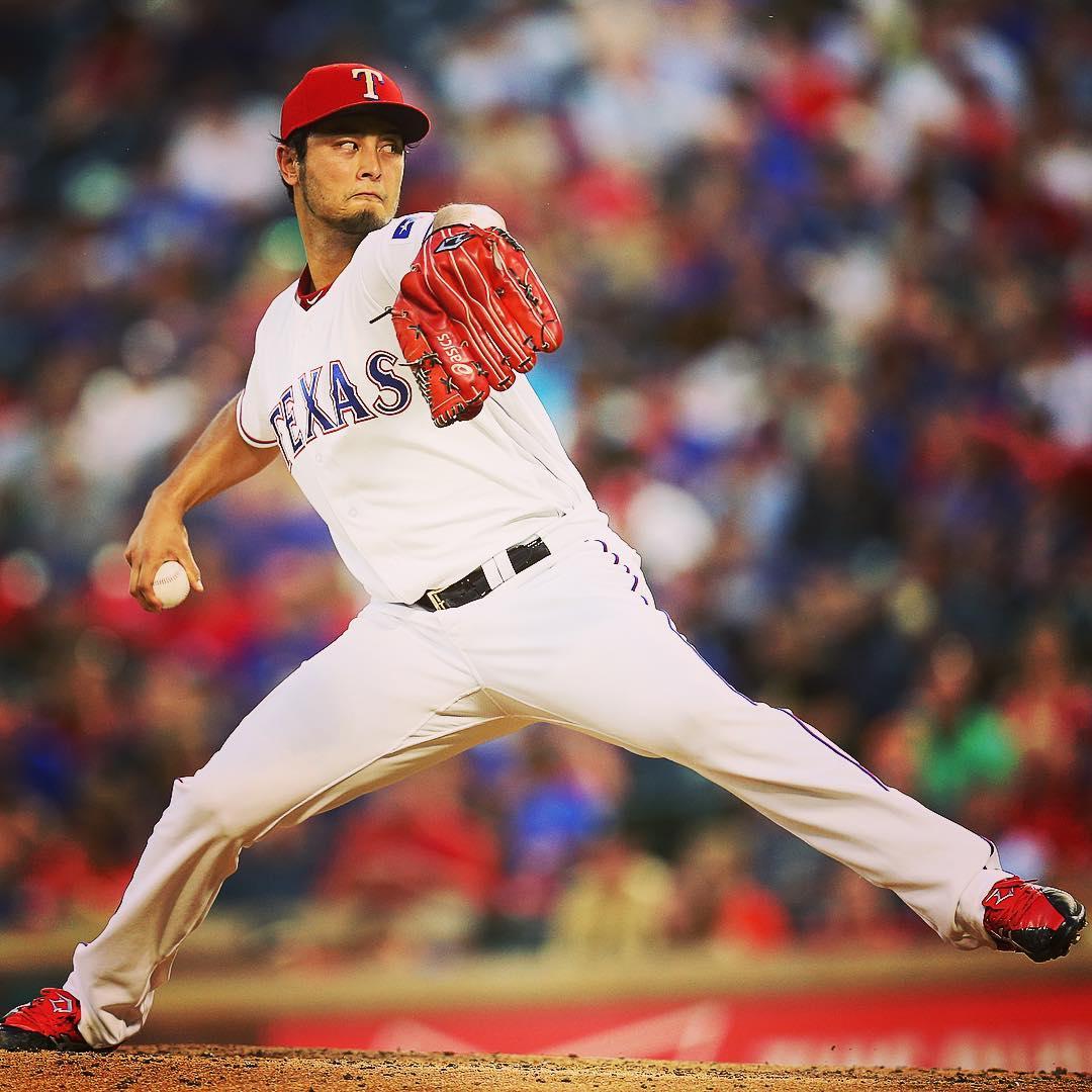 Texas Rangers instagram