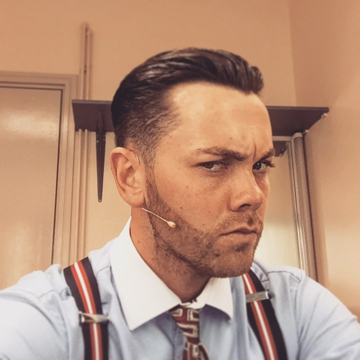 Ray Quinn Instagram username