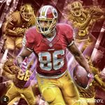 Jordan Reed Instagram username