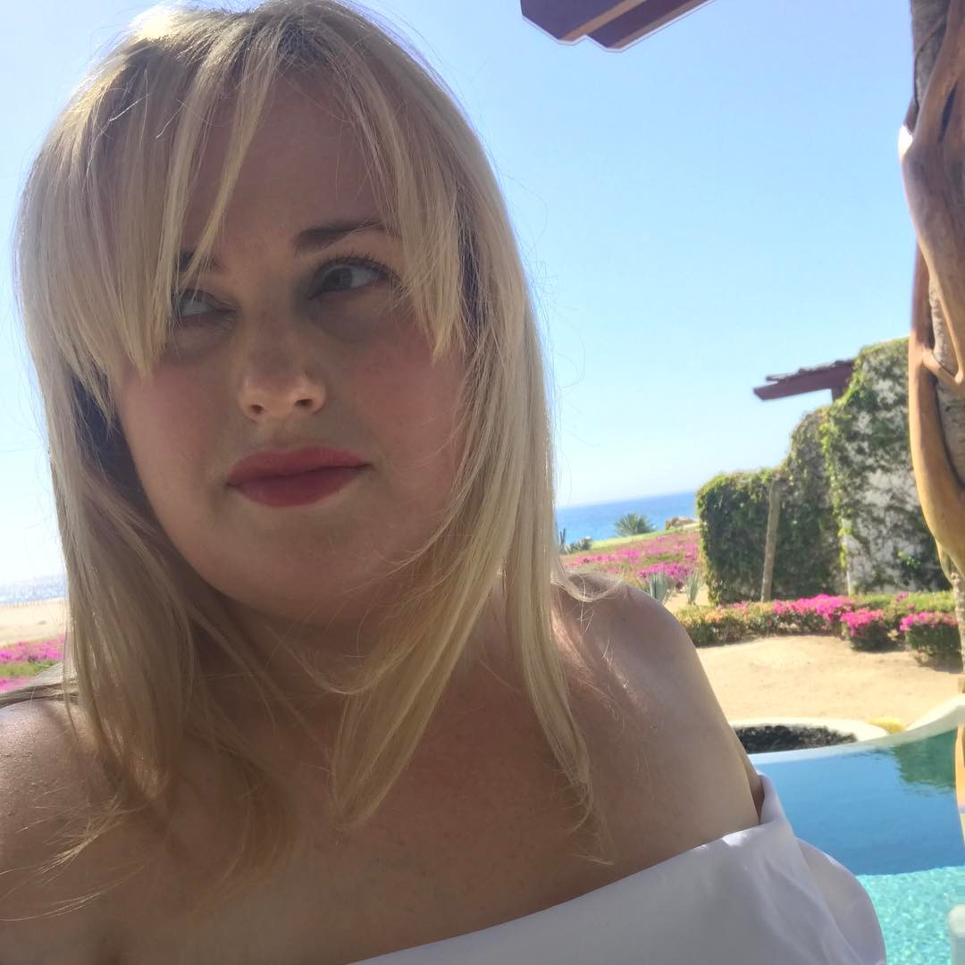 Rebel Wilson Instagram username