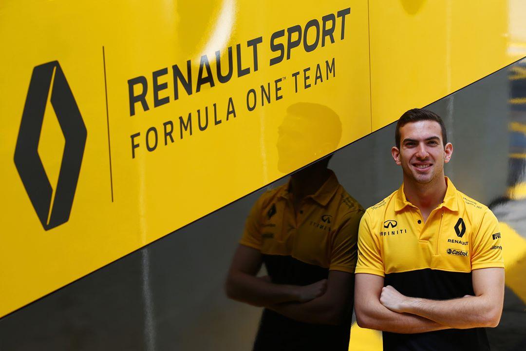 Renault Instagram username