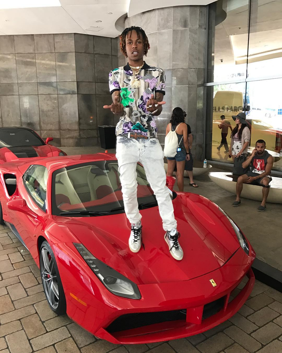 Rich The Kid Instagram username