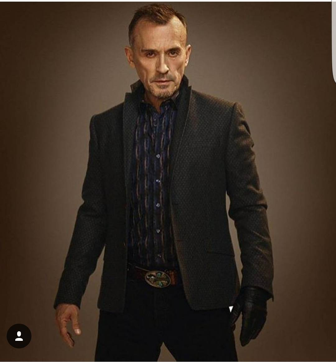 Robert Knepper Instagram username