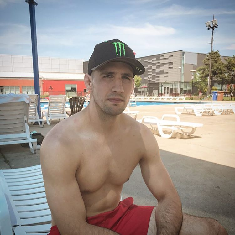 Rory Macdonald Instagram username