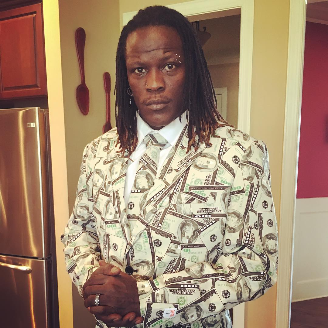 R-Truth Instagram username