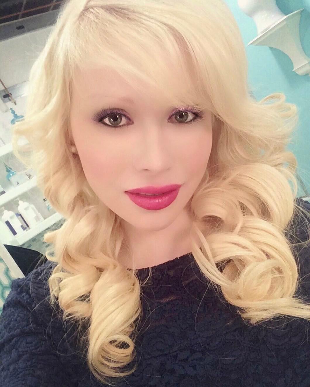 Sarina Valentina Instagram username