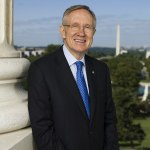 Senator Harry Reid Instagram username