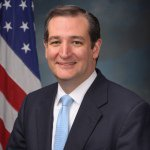 Ted Cruz Instagram username