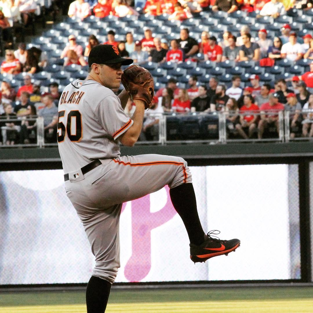 San Francisco Giants Instagram username