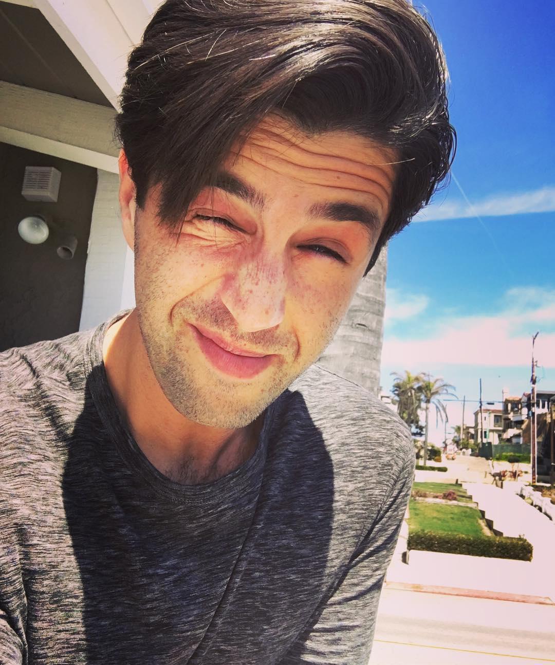 Josh Peck Instagram username
