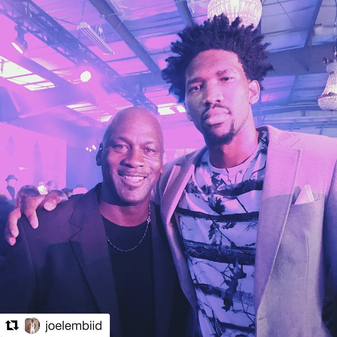 Philadelphia 76ers Instagram username