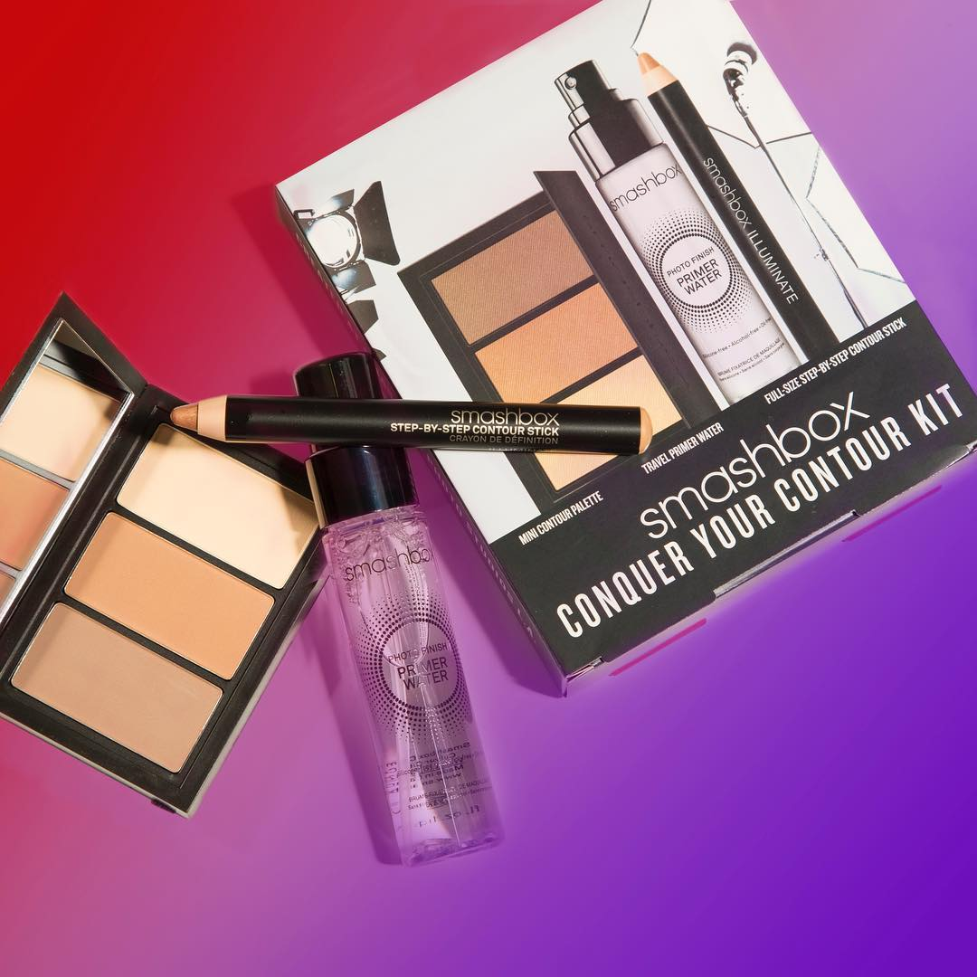 Smashbox Instagram username