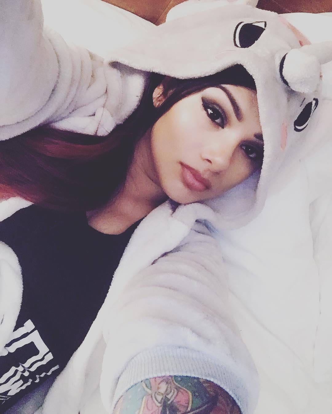 Snow Tha instagram