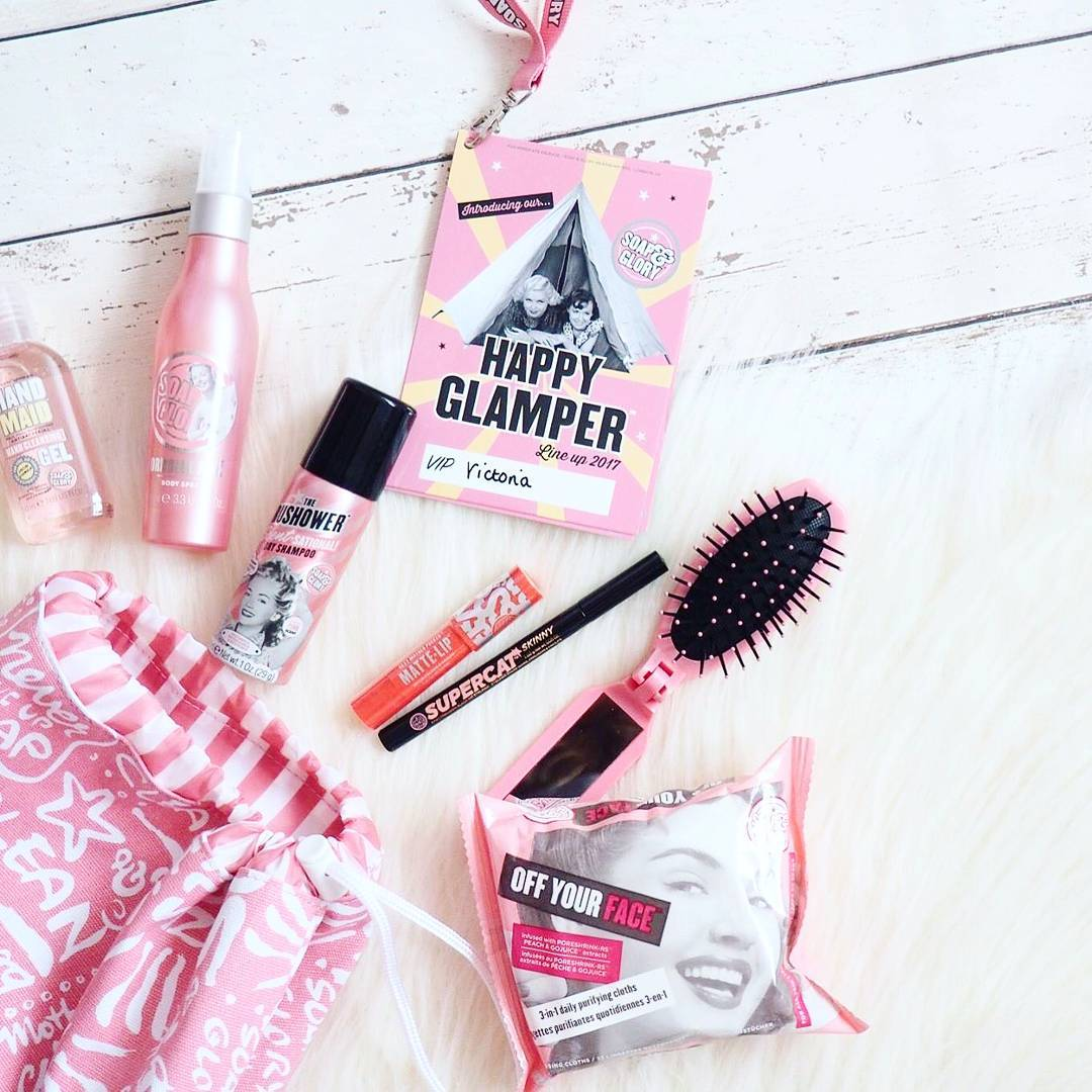 Soap And Glory UK Instagram username