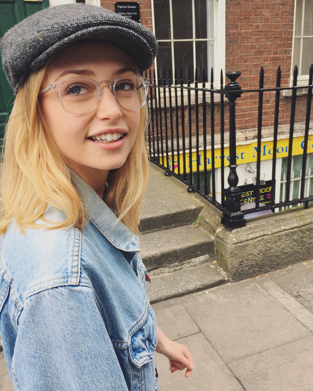 Sophie Simnett Instagram username