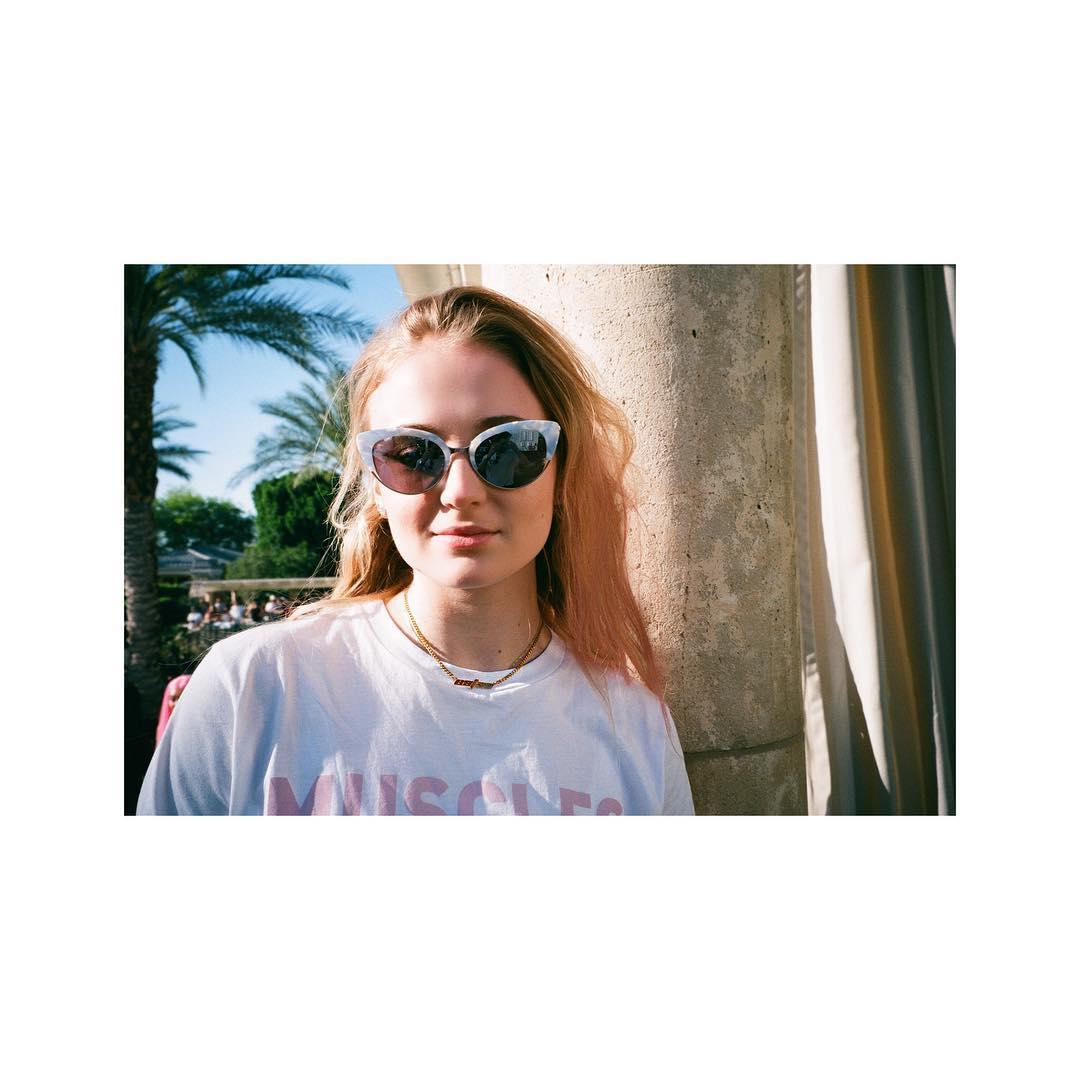 Sophie Turner Instagram username