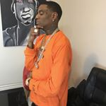 Soulja Boy Instagram username