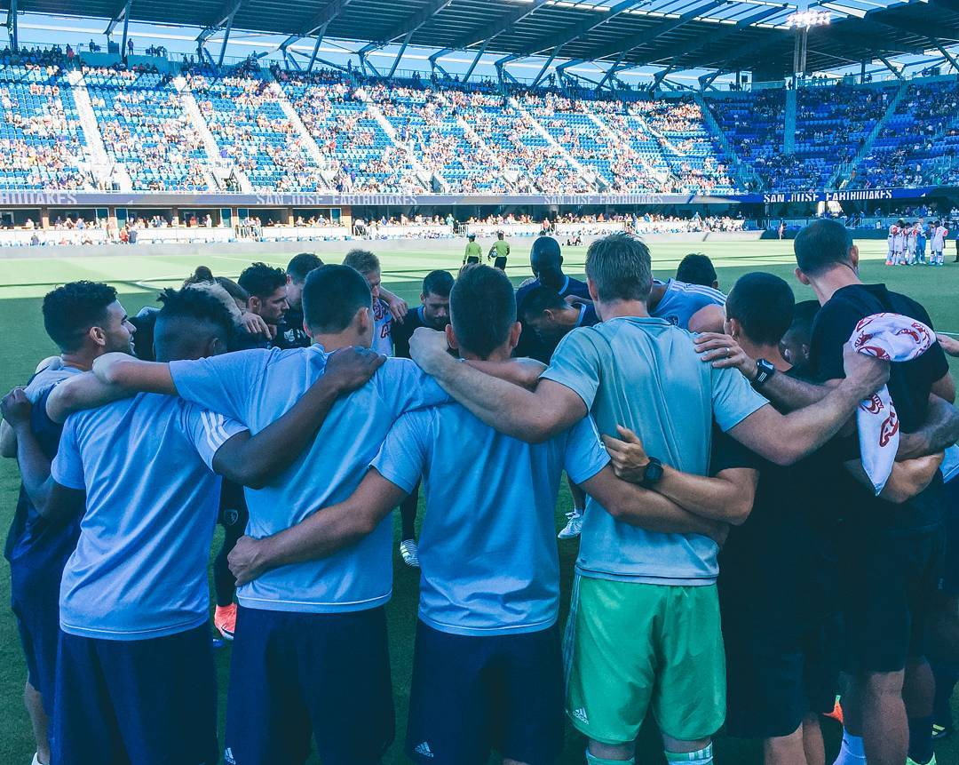 Sporting KC Instagram username