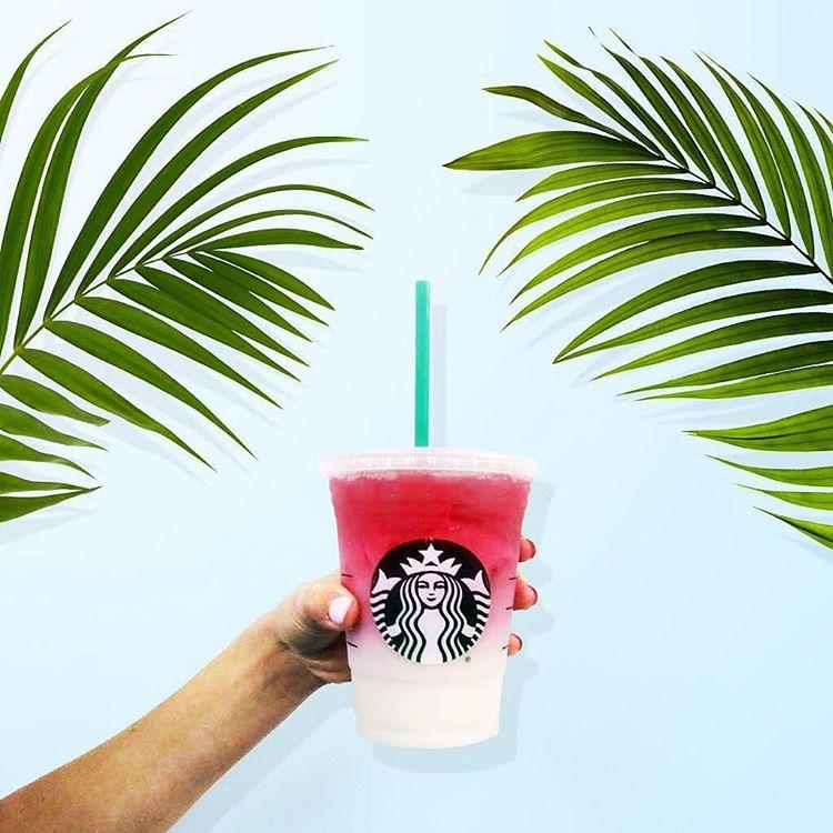 Starbucks Instagram username