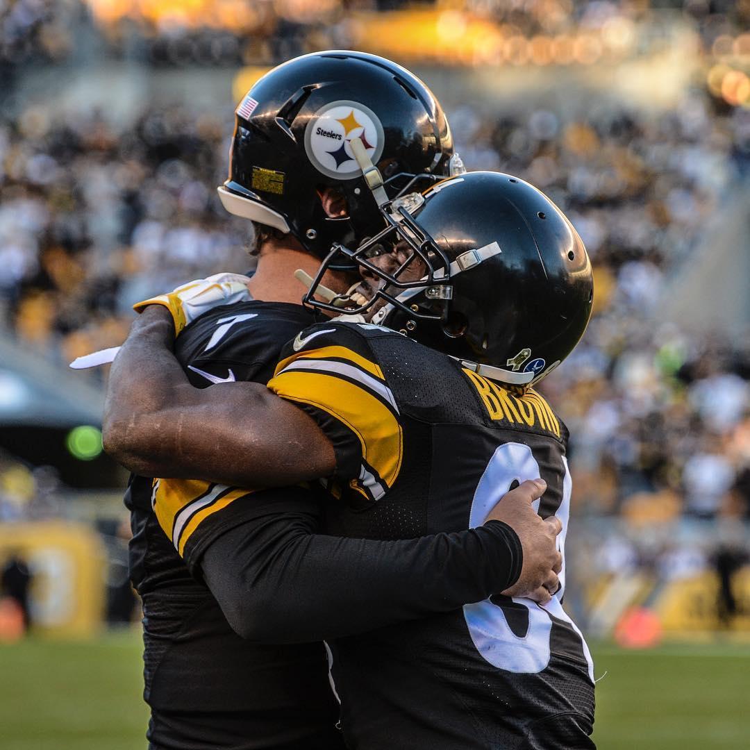 Pittsburgh Steelers instagram