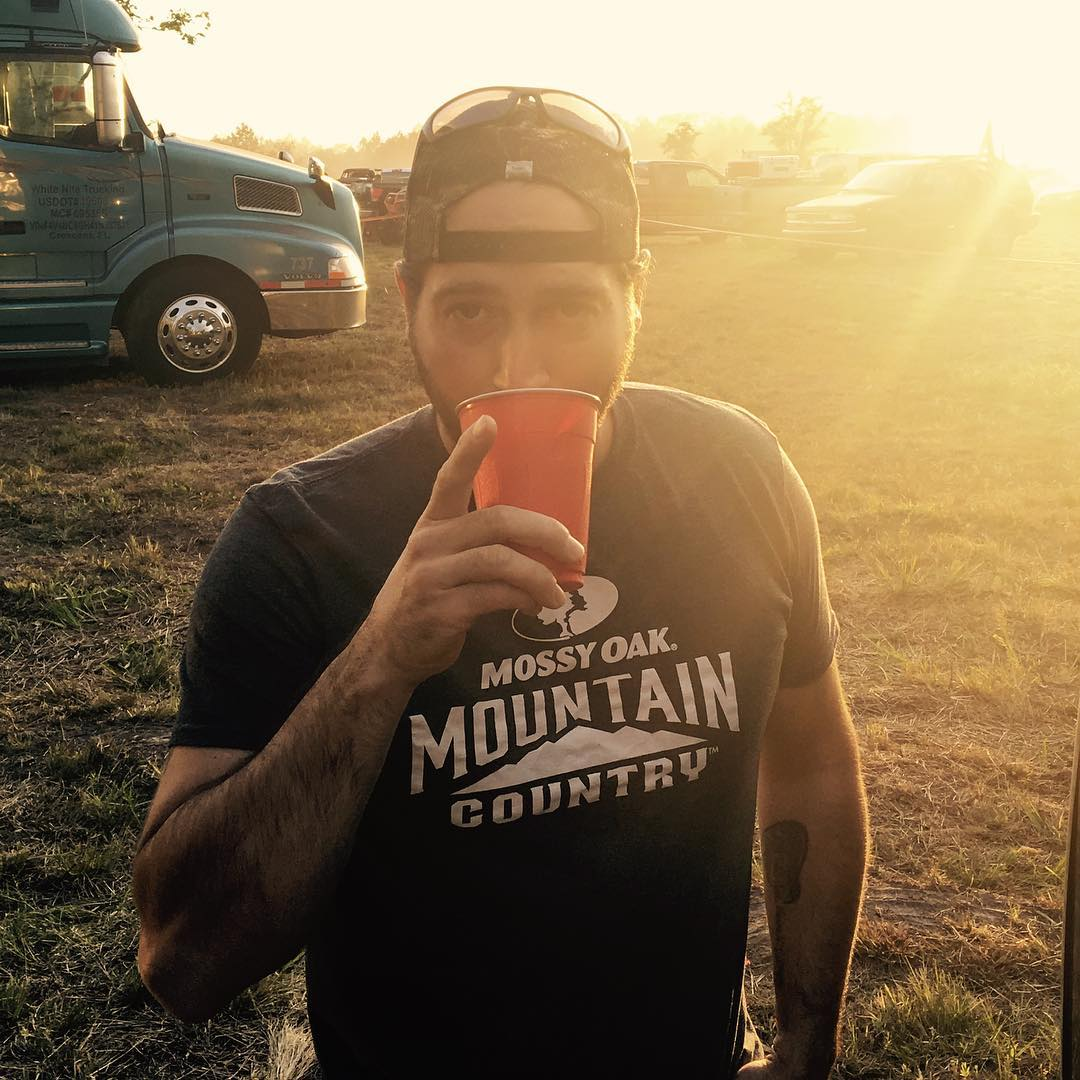 Josh Thompson Instagram username