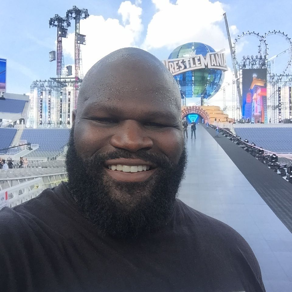 Mark Henry Instagram username
