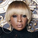 Mary J. Blige Instagram username