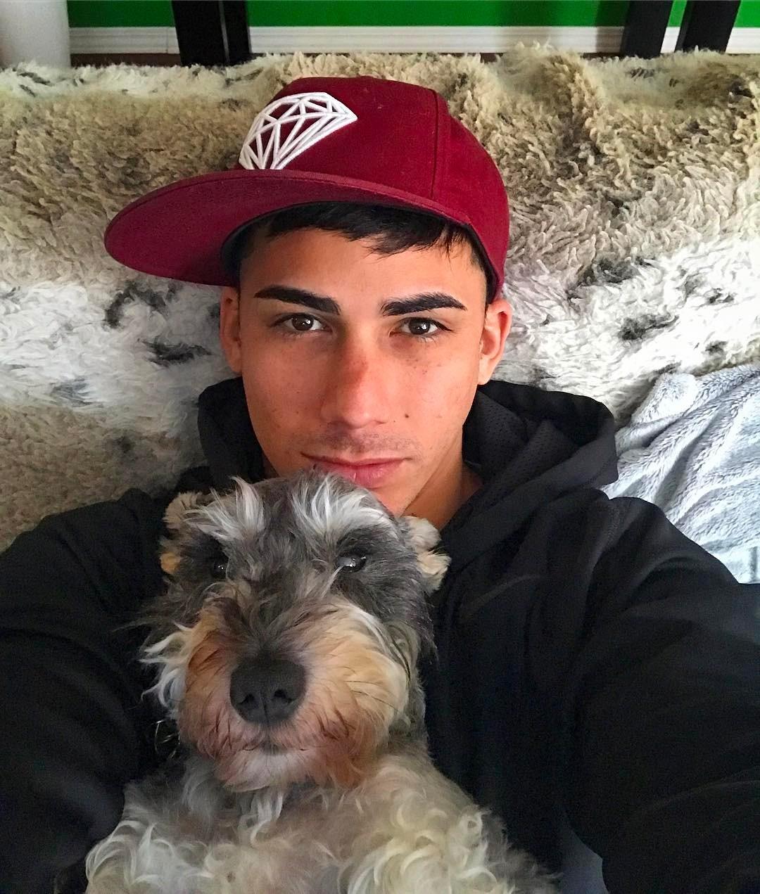 Topher Dimaggio Instagram username