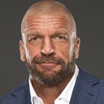 Triple H Instagram username