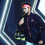 Jo-Wilfried Tsonga Instagram username