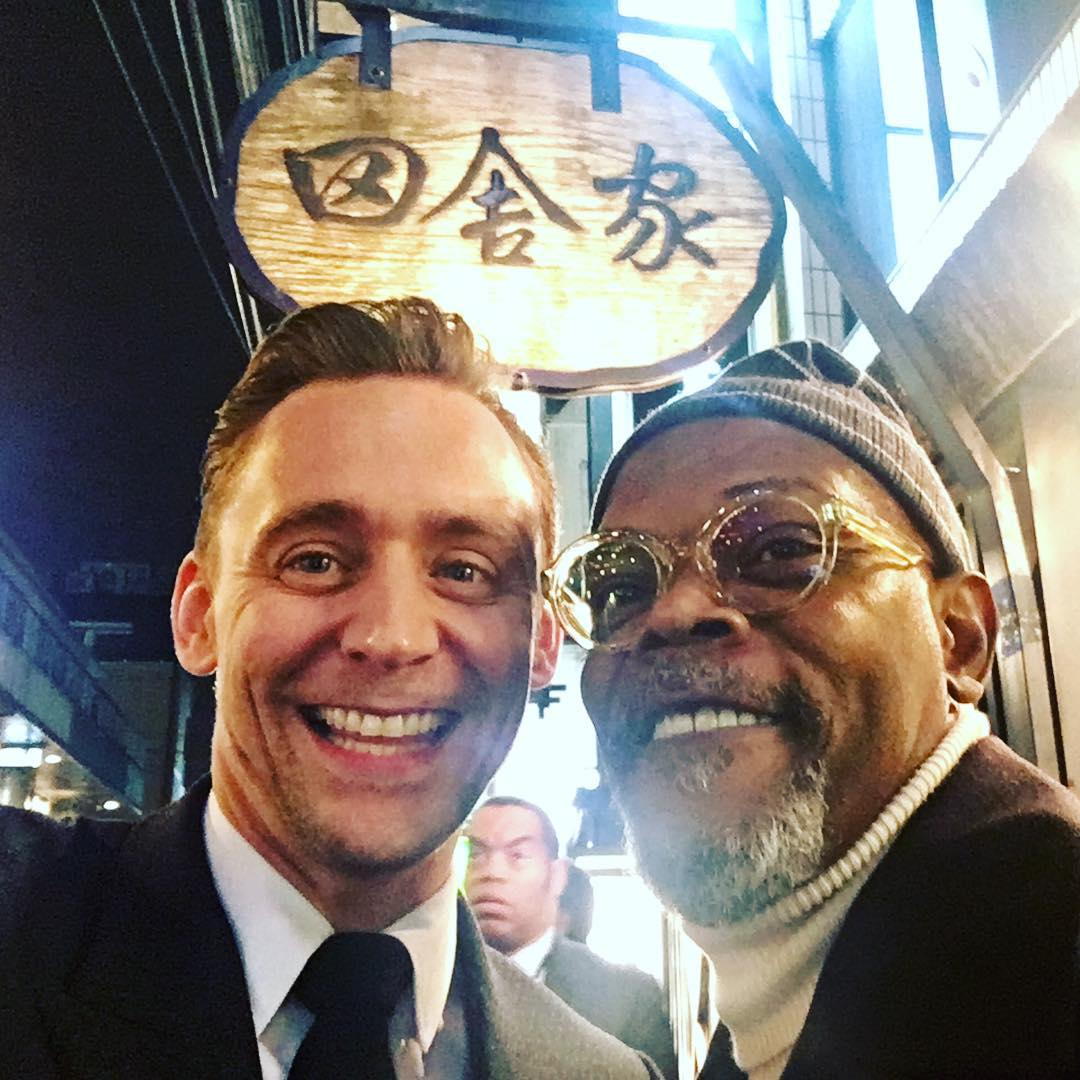 Tom Hiddleston Instagram username