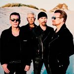 U2 Instagram username