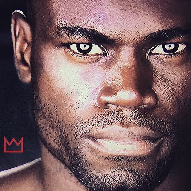 Uriah Hall Instagram username