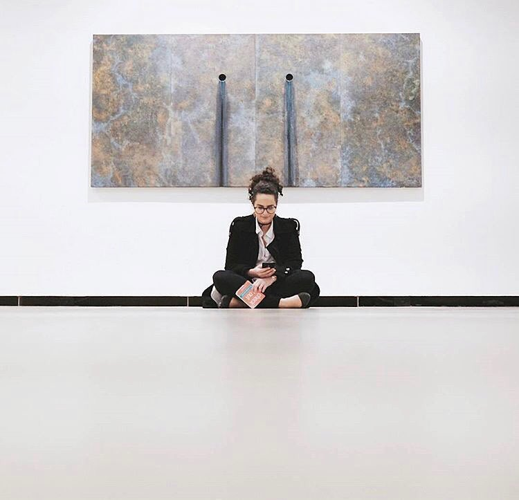 Vancouver Art Gallery Instagram username