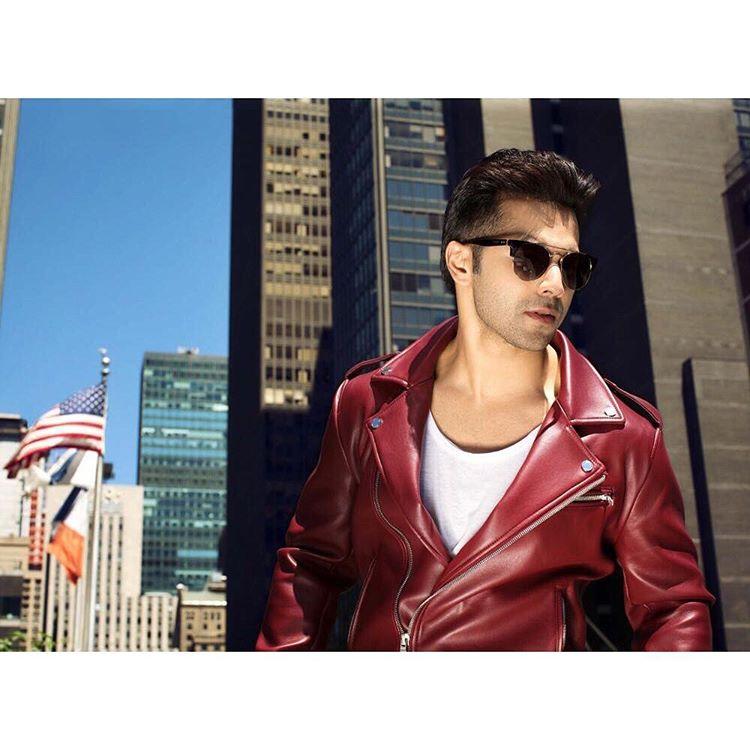 Varun Dhawan Instagram username