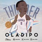 Victor Oladipo Instagram username
